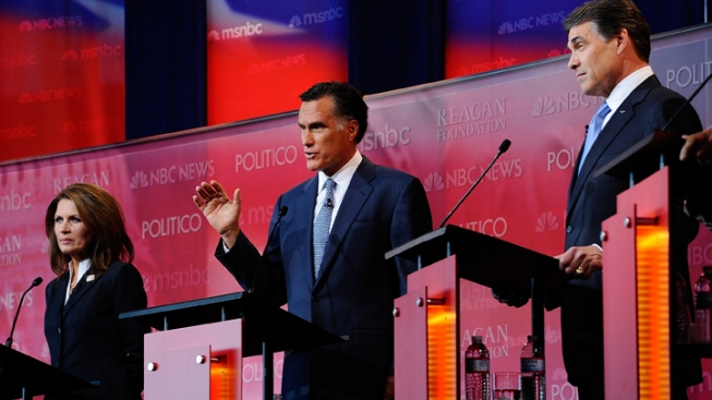 Perry's Polling Problems Persist