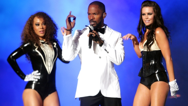Jamie Foxx Cancels Dallas Show