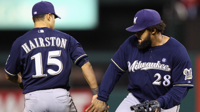 Brewers Edge Cards, Forge NLCS Tie