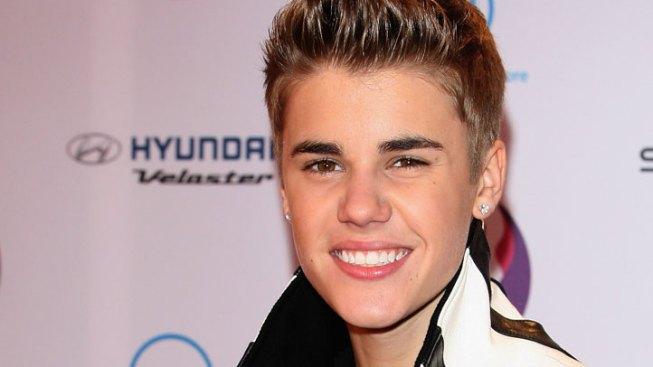 Bieber's Grandparents Fine After Car Crash