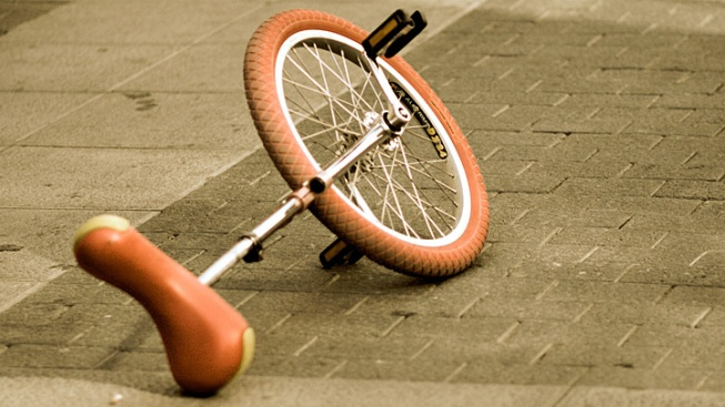 Texan Known as 'Naked Unicyclist' Struck, Killed