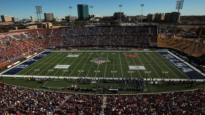 Armed Forces Bowl Returns to TCU Dec. 29