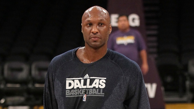 Former Mav Lamar Odom Arrested for DUI