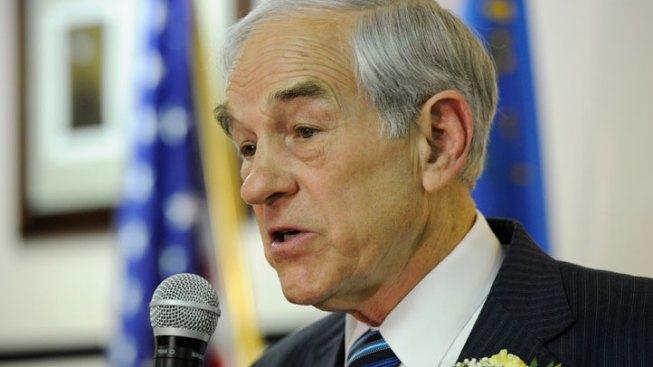 In Washington State, Paul Decries 'War on Drugs'
