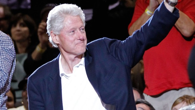 Ex-President Clinton to Speak at West Texas A&M