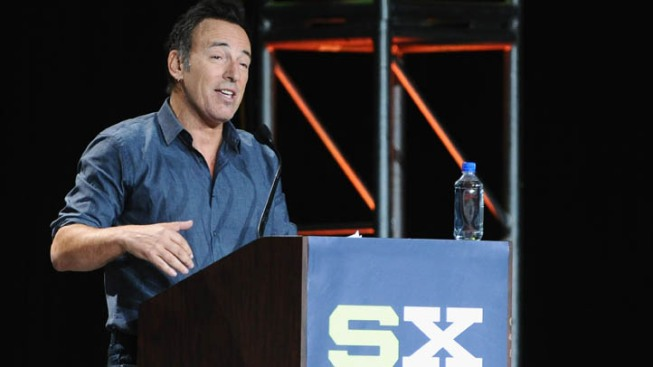 Springsteen Gives Music History Lesson at SXSW