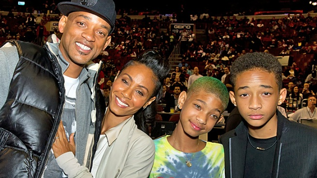 "Will Smith Talks Parenting: ""We Don't Do Punishment"""