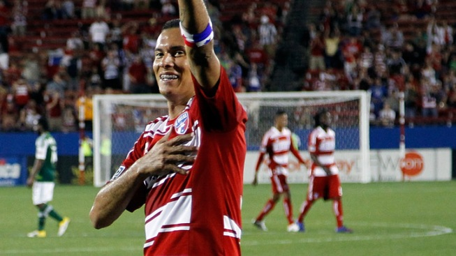 FC Dallas Plays to Draw Against Timbers