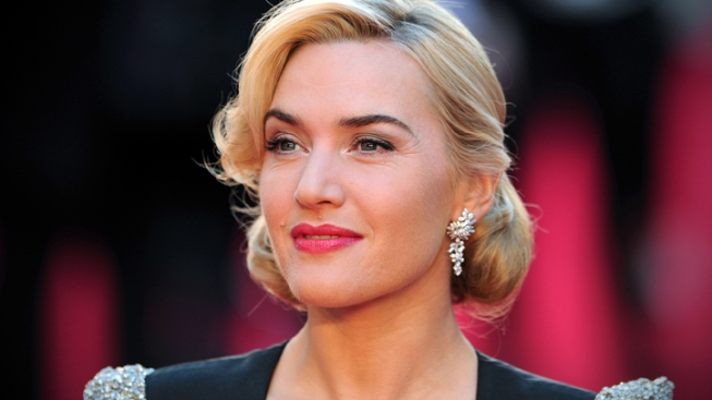 Kate Winslet Marries Ned Rocknroll in Secret Ceremony