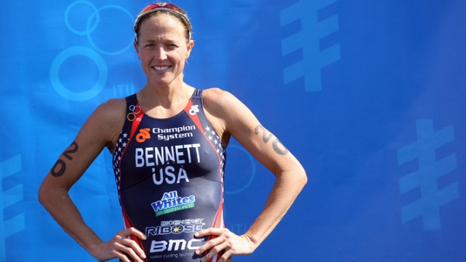 Laura Bennett Goes for Triathlon Gold Saturday