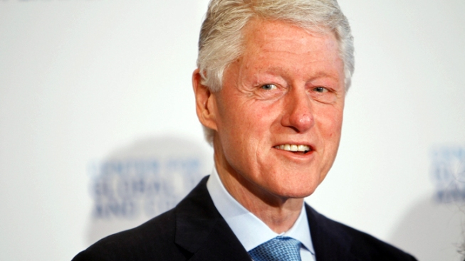 Bill Clinton to Rally in Swing District