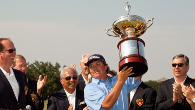 Dufner Wins Nelson with 25-Foot Putt on 18