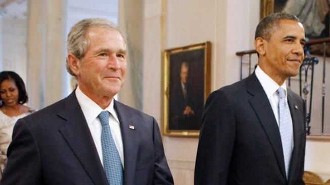 Obama to Attend Bush Library Dedication in Dallas