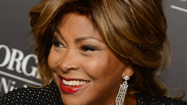 Tina Turner Celebrates Her Wedding in Switzerland