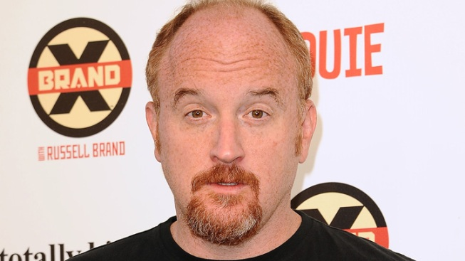 "Louis C.K. to Host ""SNL"" on November 3"