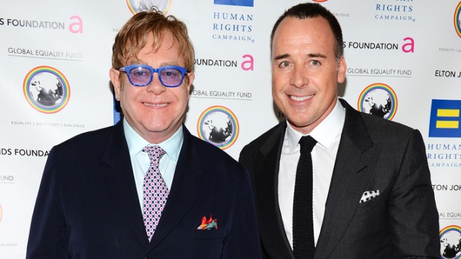 Elton John Welcomes Second Child With David Furnish
