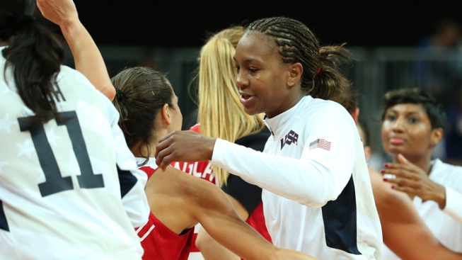 USA Women Defeat Turkey 89-58