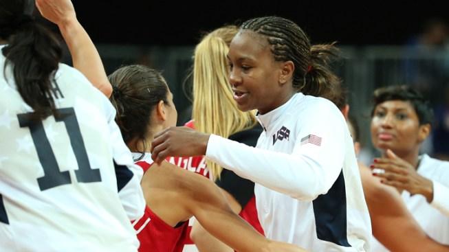 USA Women Defeat Turkey 89-58