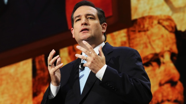 Ted Cruz Will Not Support His Fellow Texas Republican