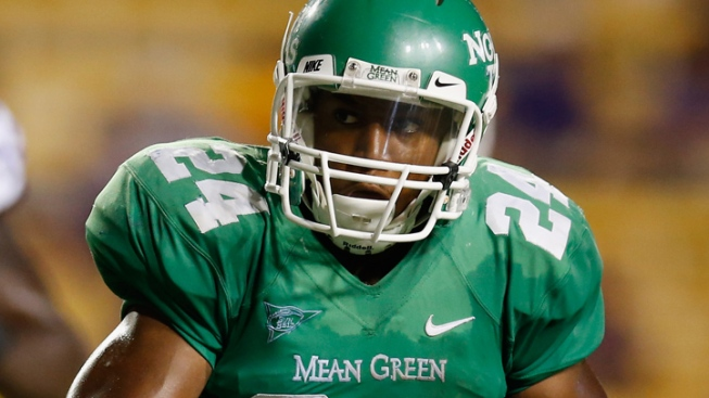 North Texas Wins Over Texas Southern in 34-7 Rout
