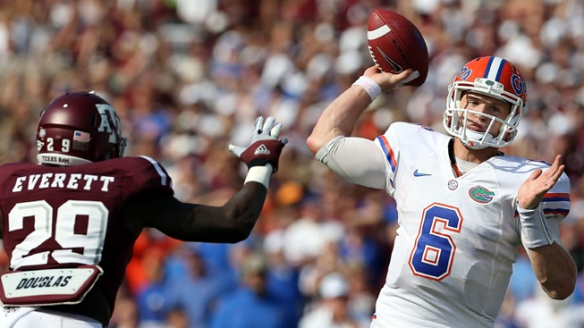 A&M Stalls After Halftime in Loss to Gators