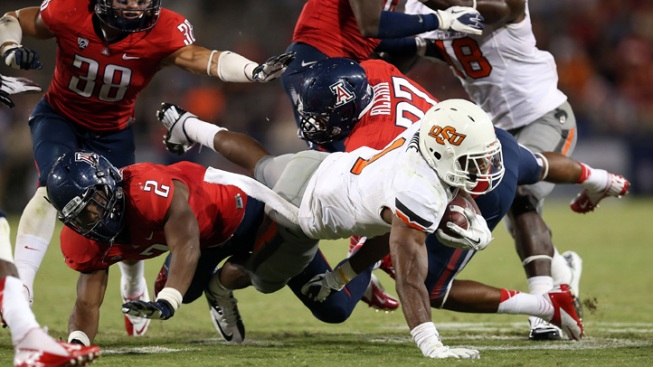 OSU Cowboys Stumble in Loss to Arizona