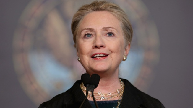 Hillary Clinton Announces Support for Gay Marriage