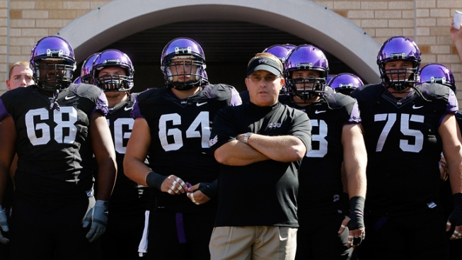 TCU Gets Top-Notch Recruits for Changing Offense