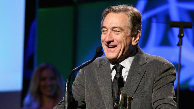 De Niro Firm Sells Stake to Madison Square Garden