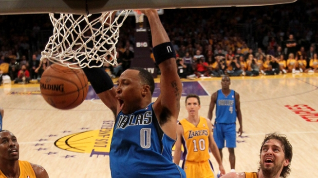 Mavs Open Season by Stunning Lakers