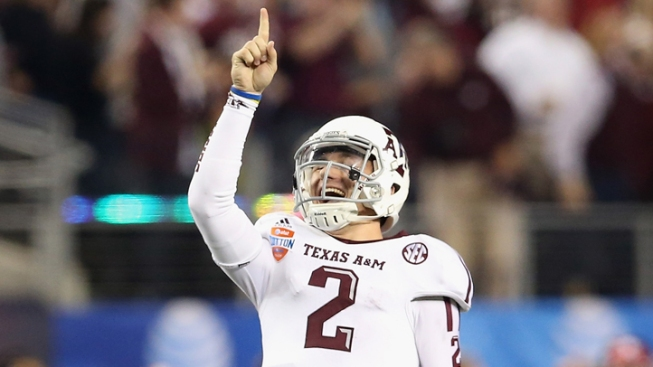 Manziel to Sit Out First Half of Season Opener