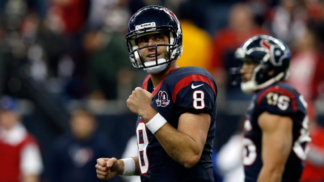 Cowboys Showing Interest in Matt Schaub?