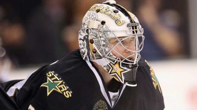 Chiasson's First Goal Lifts Stars Over Ducks
