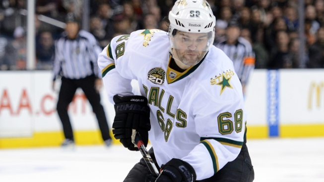 Stars Trade Jagr, Roy Ahead of Deadline