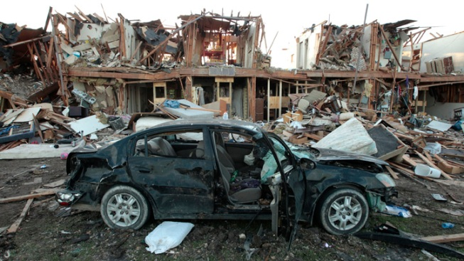 14 Killed in West Explosion, Nursing Home Resident Died After Blast