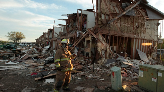 Government Shutdown Delays West Explosion Investigation