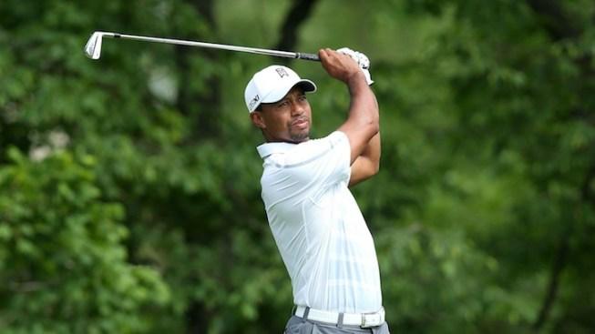 Tiger Woods Posts Worst Nine-Hole Score as a Pro Golfer