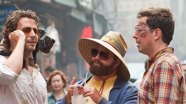 """Hangover 2"" Studio Inks a Deal with Tattoo Artist"