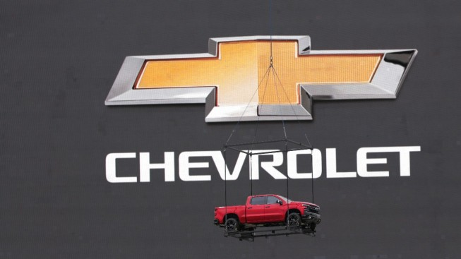 2019 Chevrolet Silverado Unveiled at Texas Motor Speedway