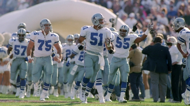 Dallas Cowboys Featured in 10 Classic Games NFL Will Upload to YouTube