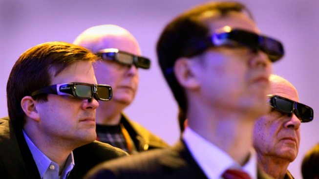 NBC To Broadcast London Olympics in 3D