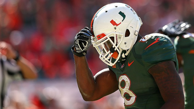 Looking Away From Murray: Duke Johnson