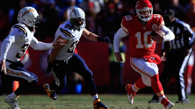 Potential Target: Chase Daniel