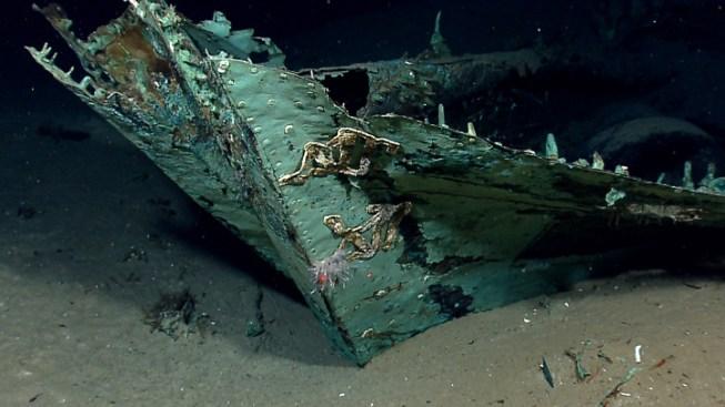 Marine Archaeologists Surprised by Deep Gulf Shipwrecks