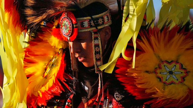 49th National Championship Indian Pow Wow