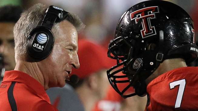Texas Tech Fires Two Coaches