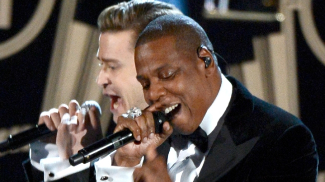 WATCH: Jay-Z and Justin Timberlake Unleash Holy Grail Music Video