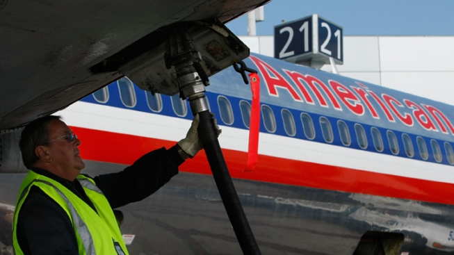 AA Union to Announce Plan to Keep Jobs in Tulsa