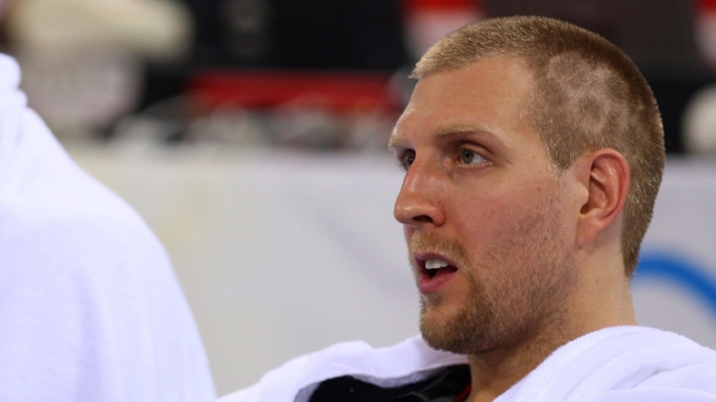 No Olympics for Dirk Nowitzki