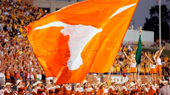 "It's Official: Texas Debuts ""Longhorn Network"""